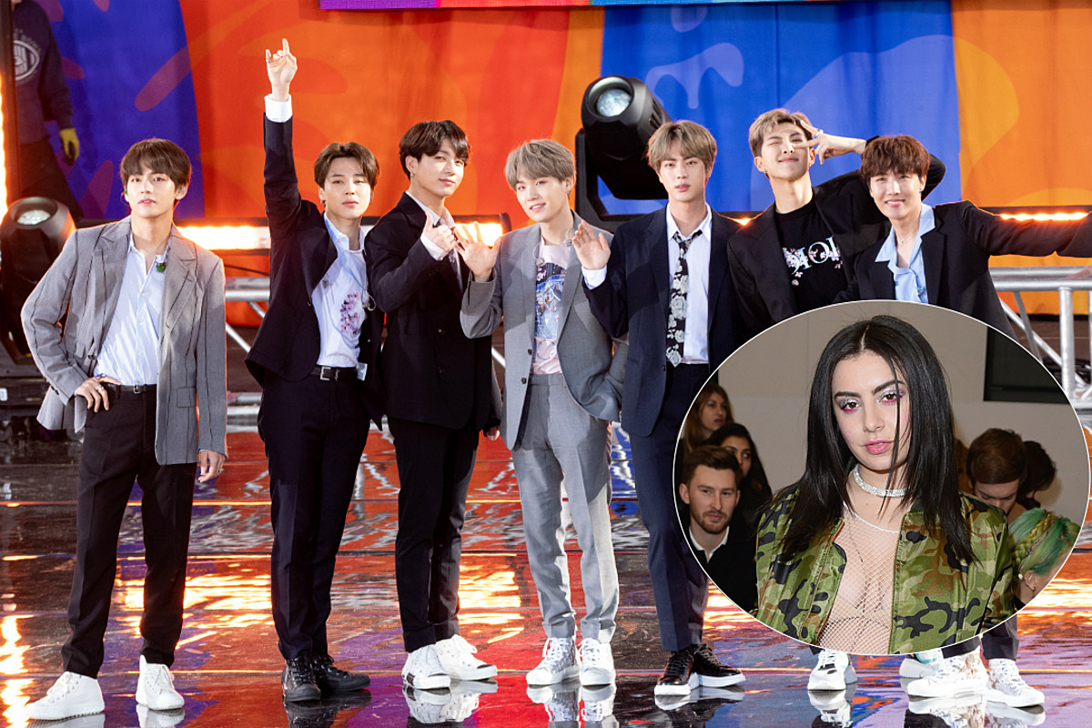 bts release new song 39 dream glow 39 with charli xcx. Black Bedroom Furniture Sets. Home Design Ideas