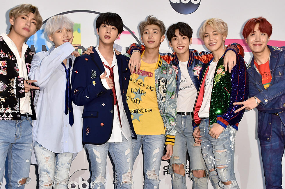 BTS Are the Top-Selling K-Pop Act in the U S