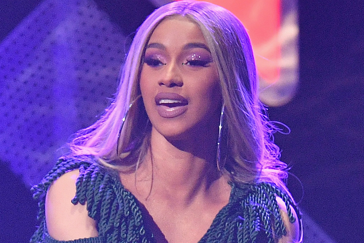 Cardi B Reportedly Indicted Over Strip Club Brawl Case