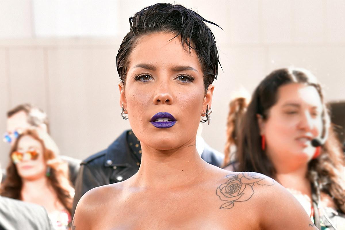 Halsey's Unshaven Armpits Receive Mixed Reactions, Demi Lovato's Praise