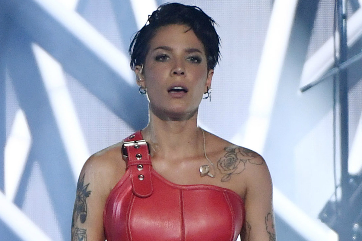 Halsey Says She's Been 'Committed Twice' for Mental Health Issues Since Becoming Famous