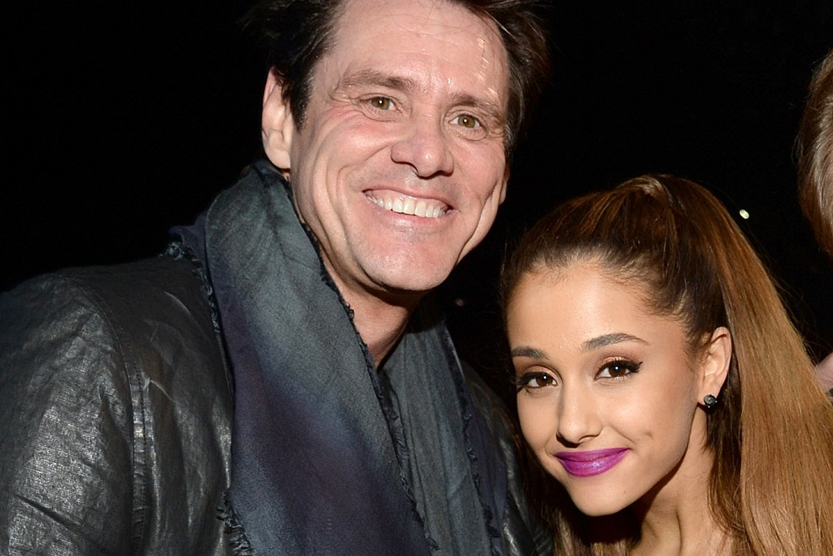 61c56e99bcbb8 Ariana Grande's New Tattoo Was Inspired by Jim Carrey