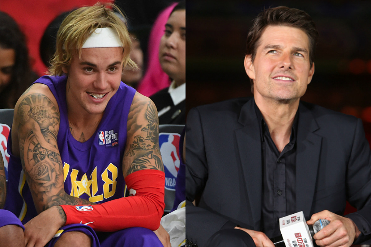 Is Justin Bieber Really Going to Fight Tom Cruise in UFC Match?