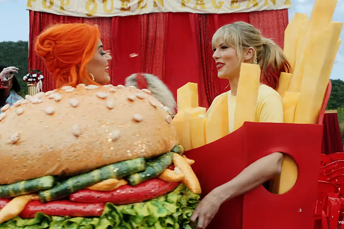 How Taylor Swift and Katy Perry Finally Reconnected