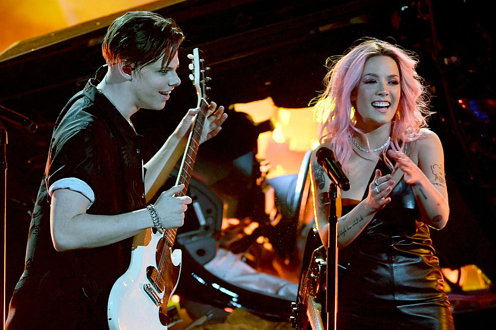 Halsey + Yungblud Challenge Gender Norms With Twitter Photo