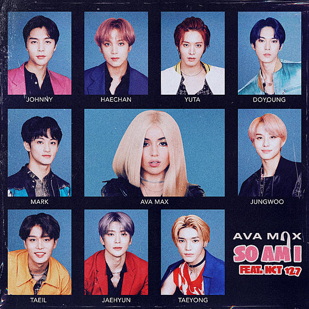 Ava Max and NCT 127 Release 'So Am I' Remix