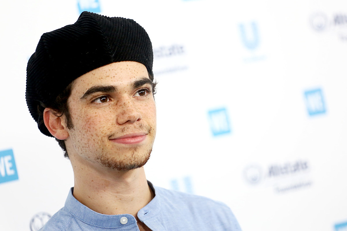 Cameron Boyce's Dad Says His Death Is a 'Nightmare' He Can't Wake Up From