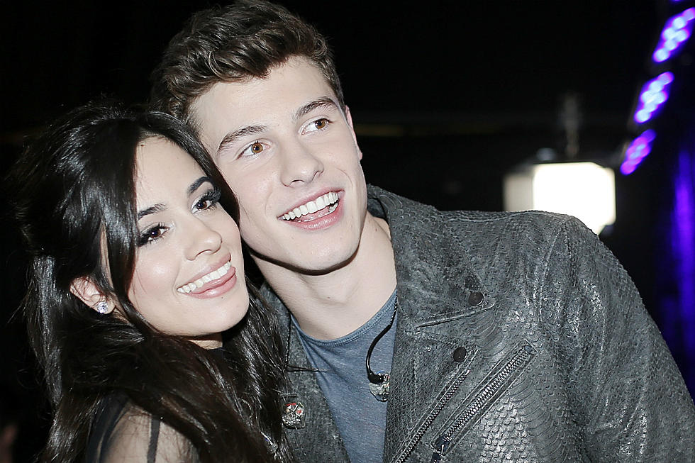 Camila Cabello And Shawn Mendes Spotted Kissing