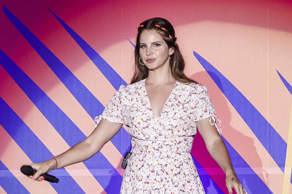 Lana Del Rey S Fifth Album Details