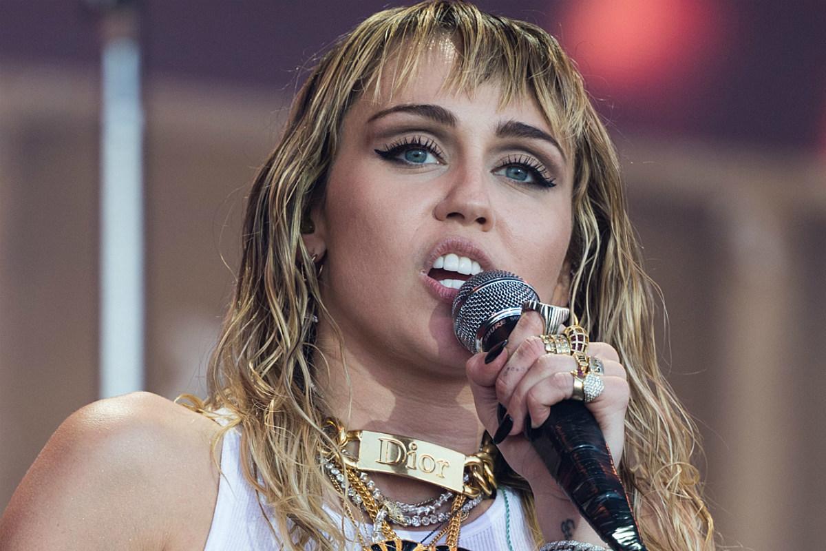 Miley Cyrus Releases 'Slide Away' Breakup Single