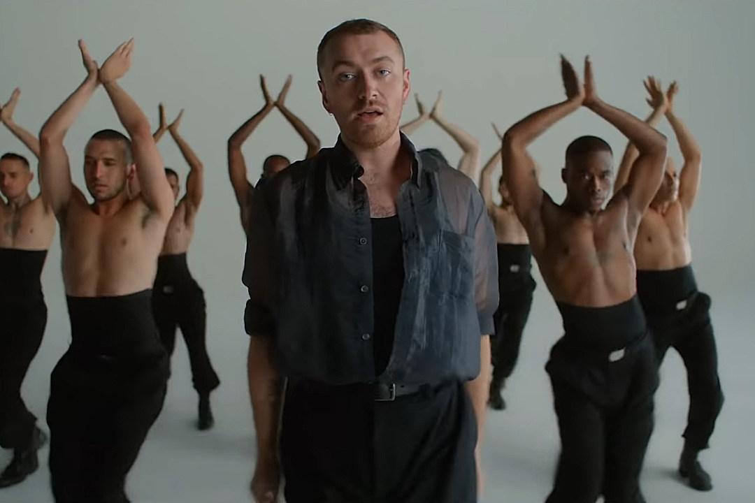 f91c0897c25ad Sam Smith Releases 'How Do You Sleep' Video