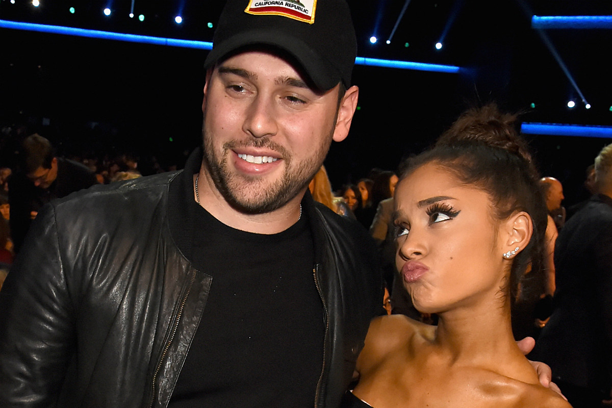 Here Are All the Celebrities Scooter Braun Currently Manages