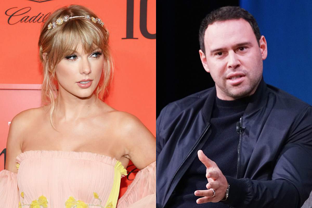 Scooter Braun Speaks Out About Big Machine Acquisition Following Taylor Swift Feud