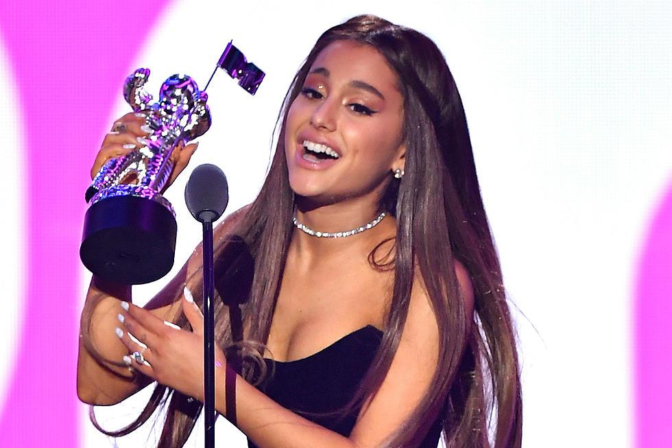 Image result for MTV VMAs 2019 winner Ariana Grande & Social House