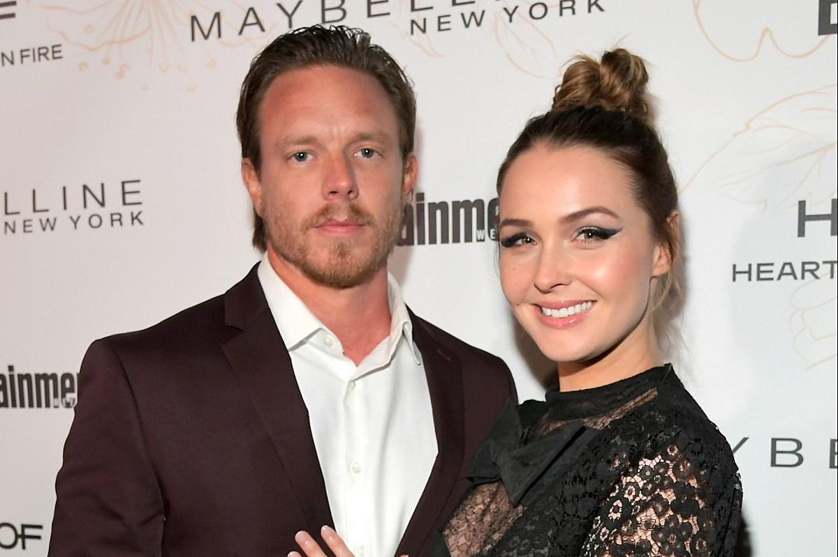 Camilla Luddington Marries Longtime Boyfriend Matthew Alan
