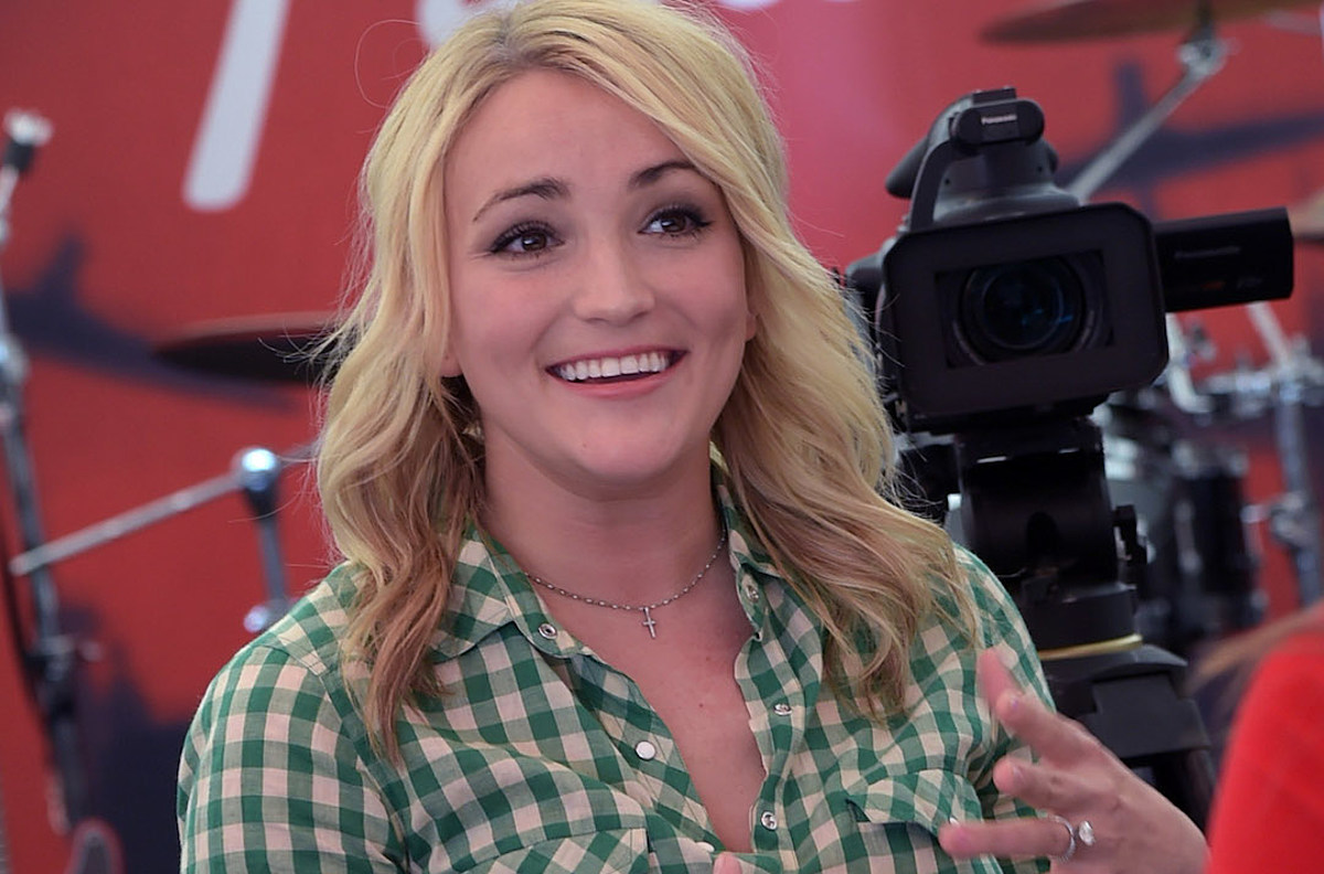 Jamie Lynn Spears' Reaction to the 'Lizzie McGuire' Reboot News Is Pure Gold