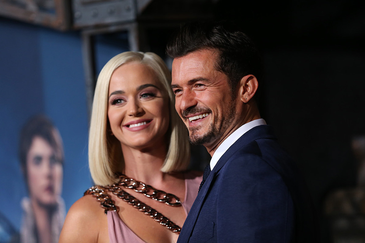 Orlando Bloom Explains Why He Doesn't Think His Marriage With 'Remarkable' Fiancee Katy Perry Will End in Divorce