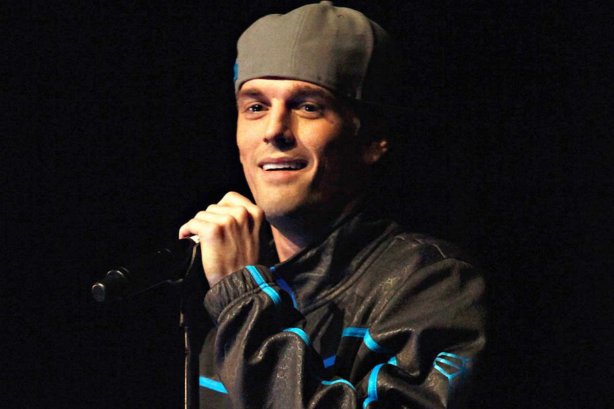 Aaron Carter Reveals He's Been Diagnosed With Schizophrenia, Bipolar Disorder and Anxiety