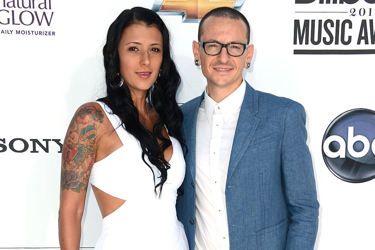 Chester Bennington's Widow Becomes Engaged 2 Years After His Death