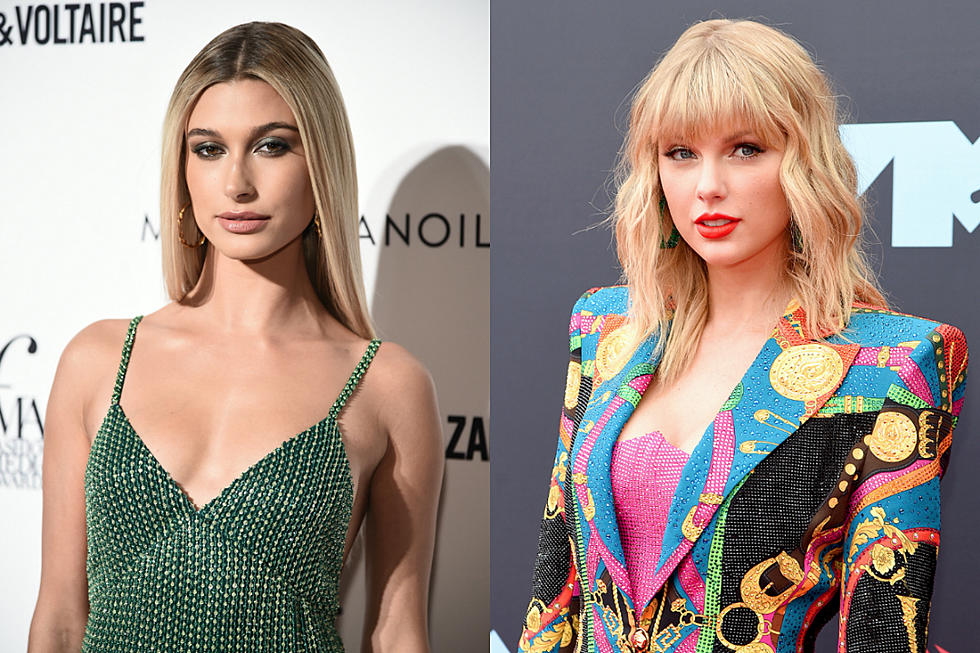Hailey Baldwin S Lover Tattoo Is Similar To Taylor Swift S Album