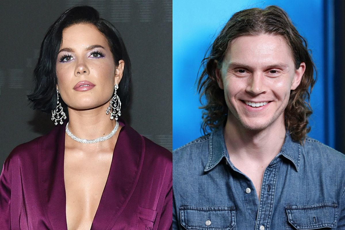 halsey and evan peters spark romance rumors after six