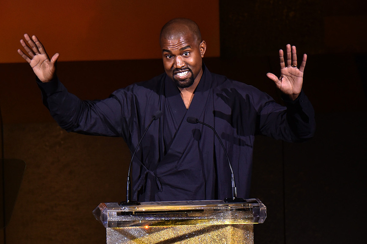 Kanye West Is the Highest Paid Hip-Hop Act in the World