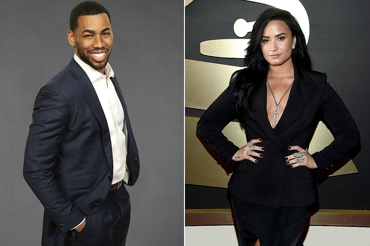 'Bachelorette' Star Mike Johnson Confirms He Went on a Date With 'Astounding and Amazing' Demi Lovato