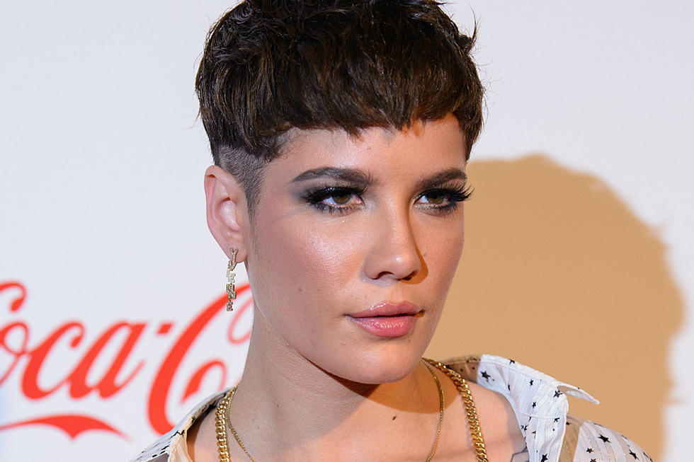 Halsey Just Dyed Her Hair Red