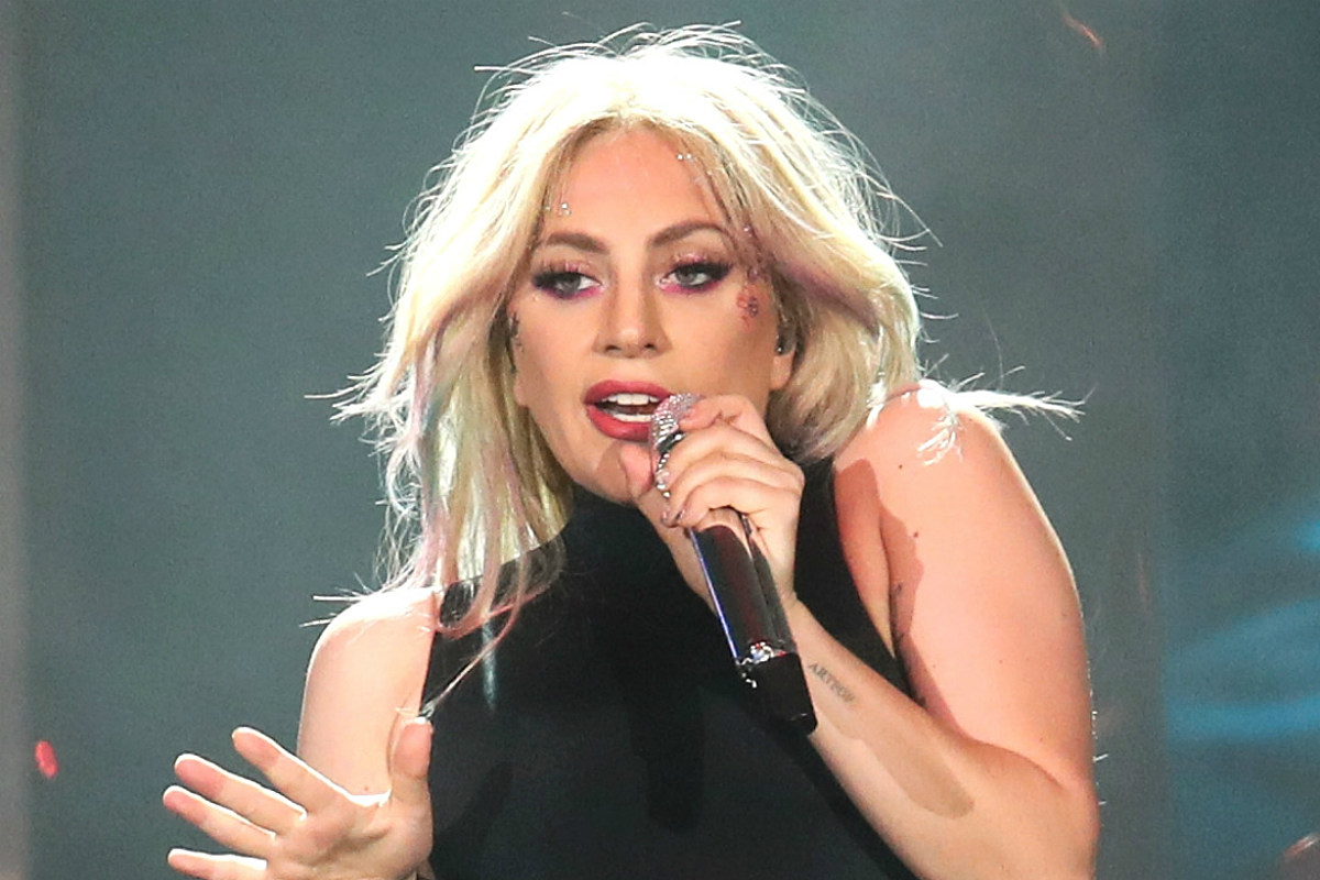 Lady Gaga Responds to Fan Who Dropped Her Off Stage During Concert