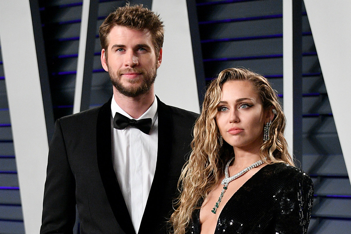 Miley Cyrus Hints She Was 'Ghosted' By Liam Hemsworth After Split