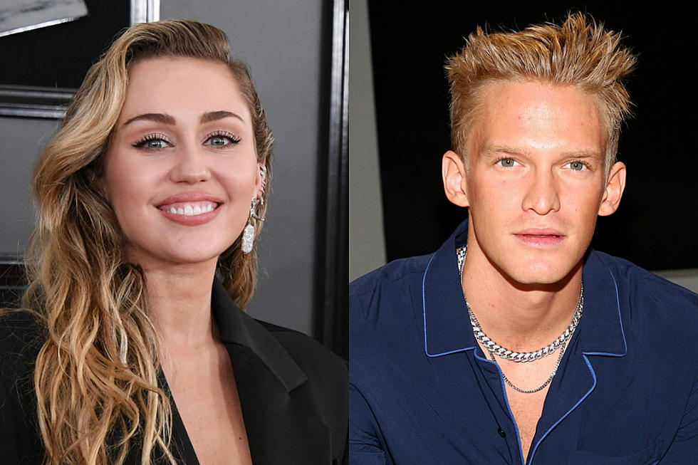 Miley Cyrus And Cody Simpson Show Off New Tattoos