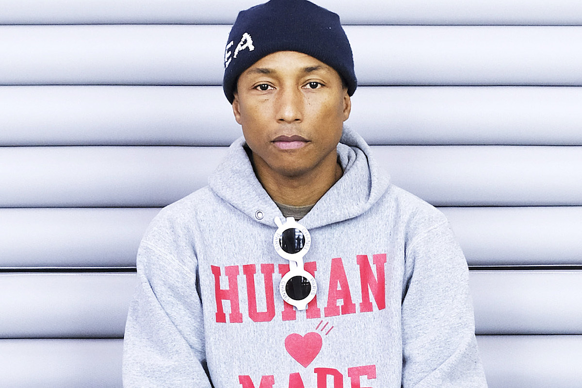 Pharrell Says He's 'Embarrassed' by 'Blurred Lines and Would Never Write or Sing It Today