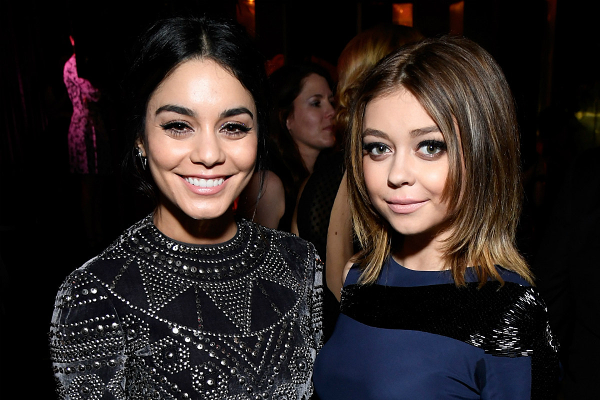 Sarah Hyland Asked Vanessa Hudges to Be One of Her Bridesmaids