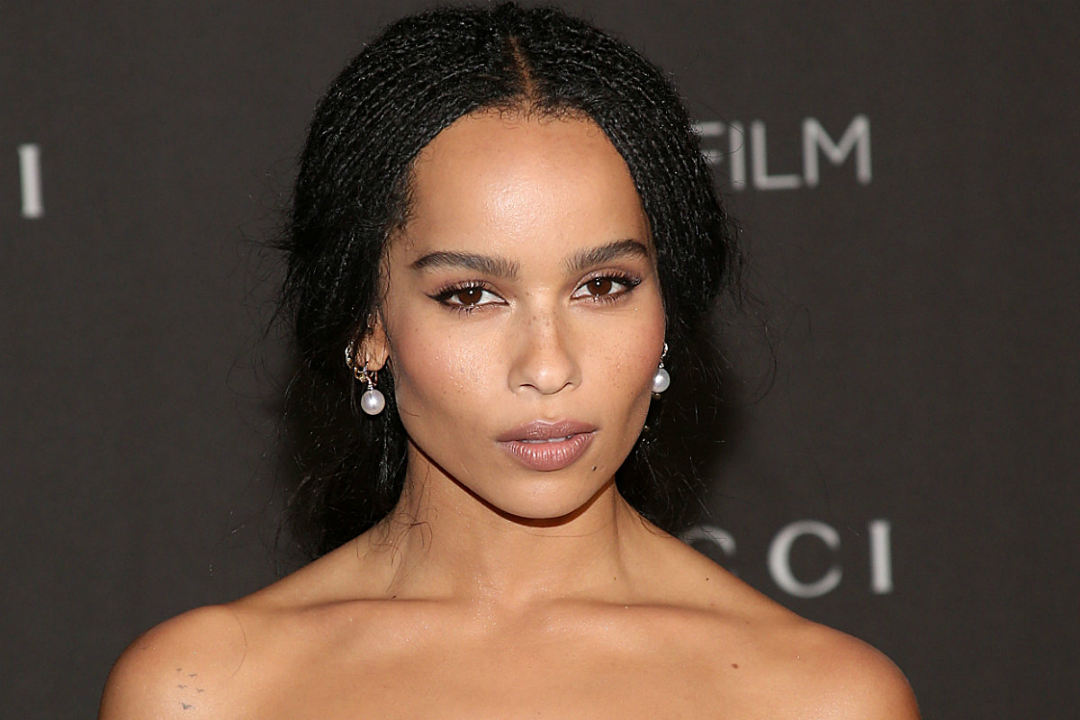 Zoe Kravitz to Play Catwoman Opposite Robert Pattinson's 'Batman'