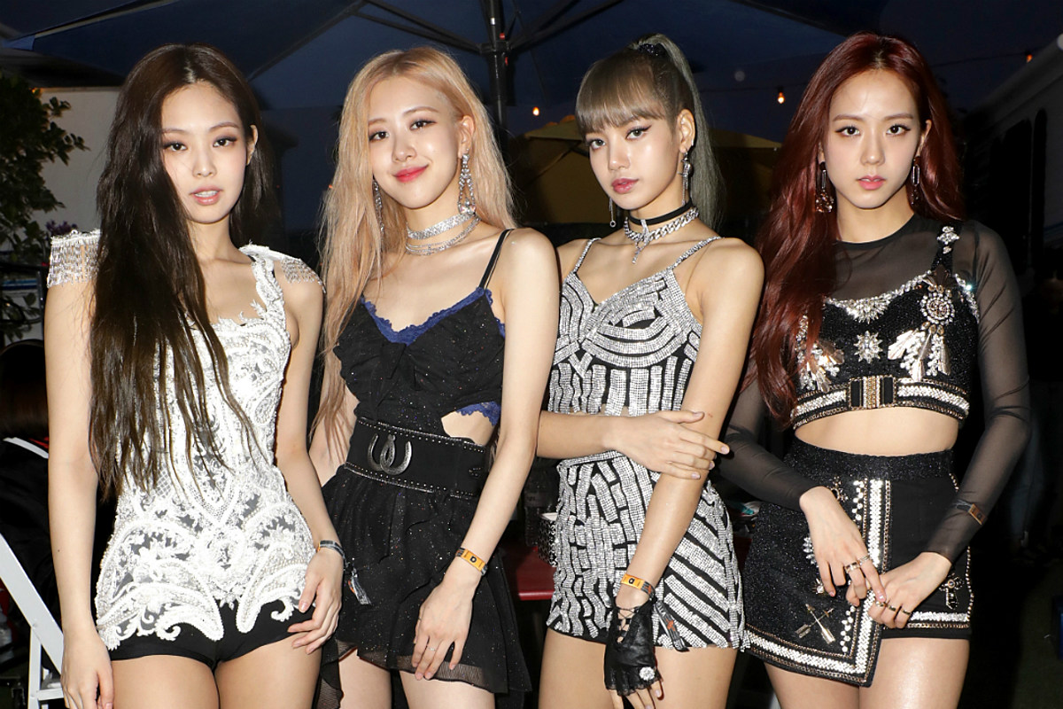 Blackpink Is the First K-Pop Group to Reach a Billion Views on YouTube