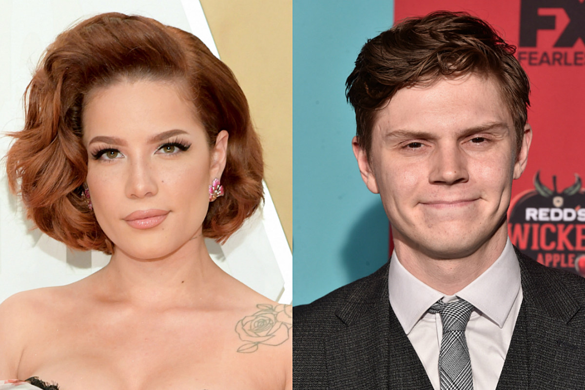 Halsey and Evan Peters Move In Together