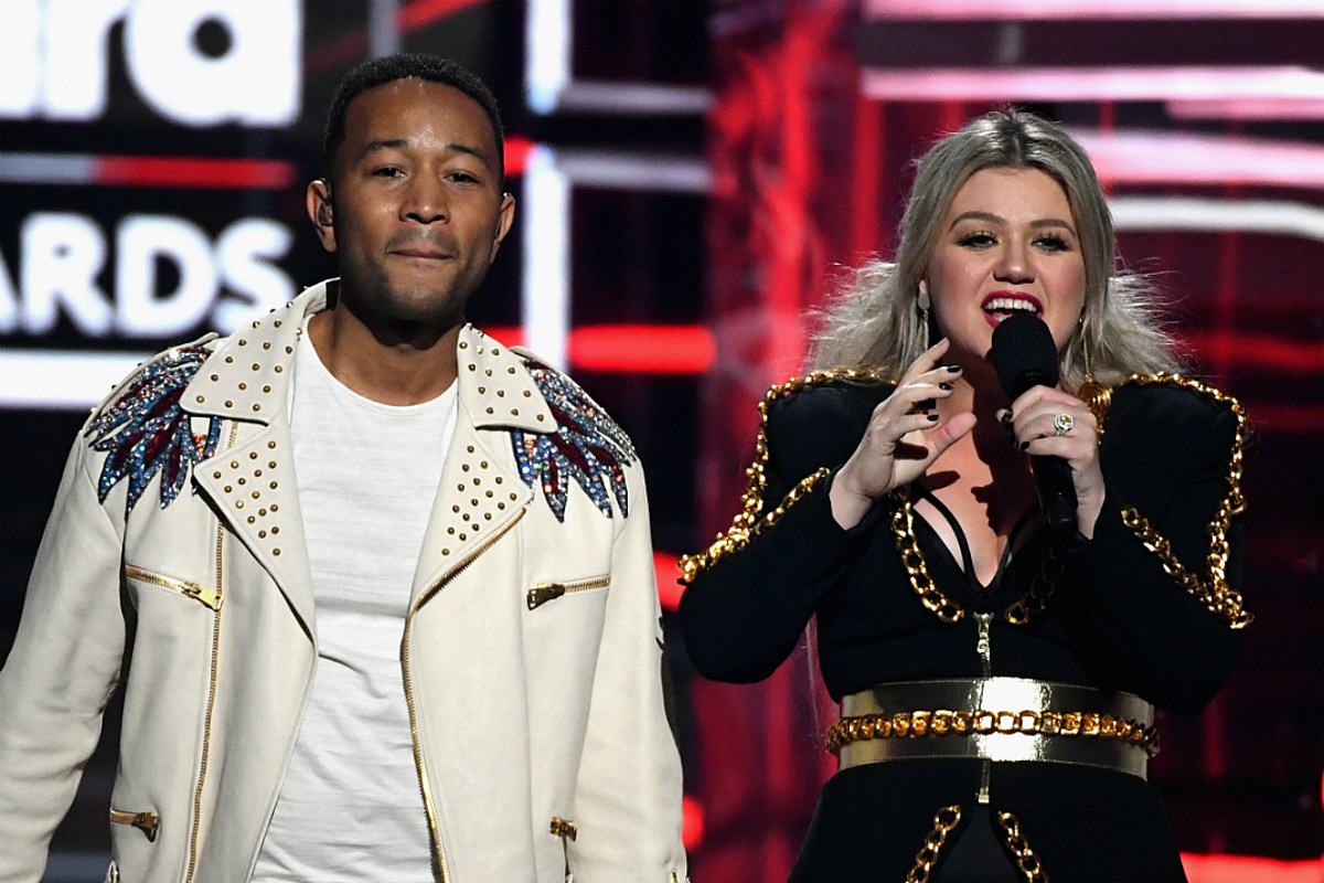 John Legend and Kelly Clarkson's Lyrics to 'Baby It's Cold Outside' Has the Internet Divided
