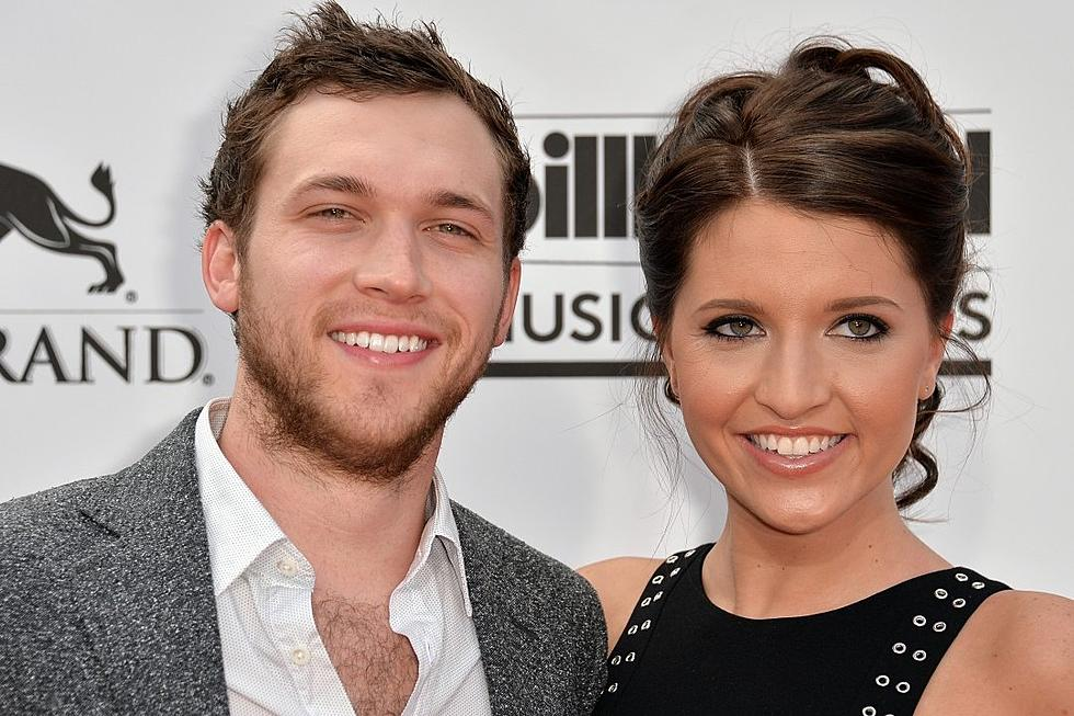 American Idol Phillip Phillips And Wife Welcome First Child