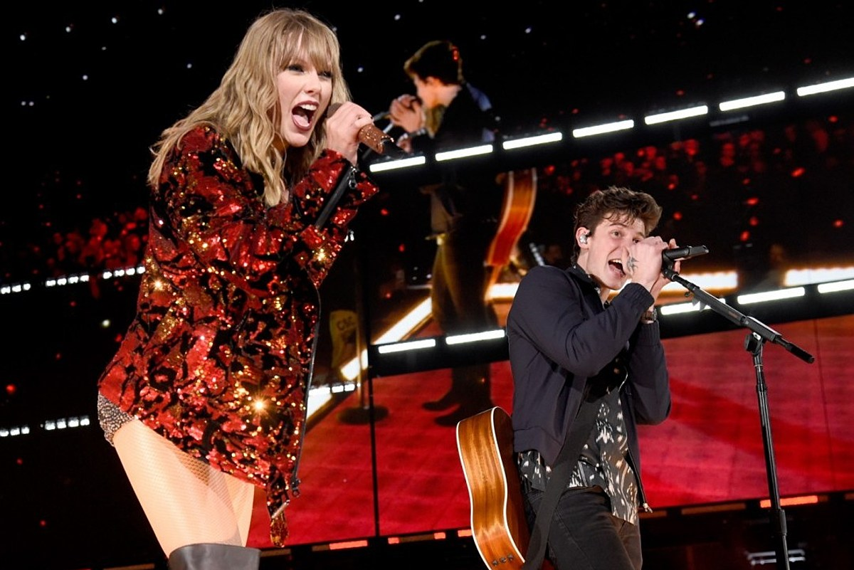 Taylor Swift Releases 'Lover' Duet with Shawn Mendes: Listen