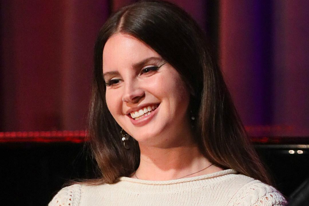 Lana Del Rey Channel 95 7