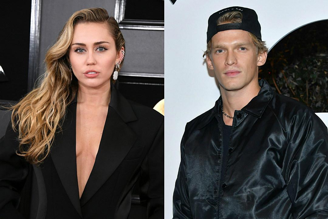 Miley Cyrus Shaves Boyfriend Cody Simpson S Head