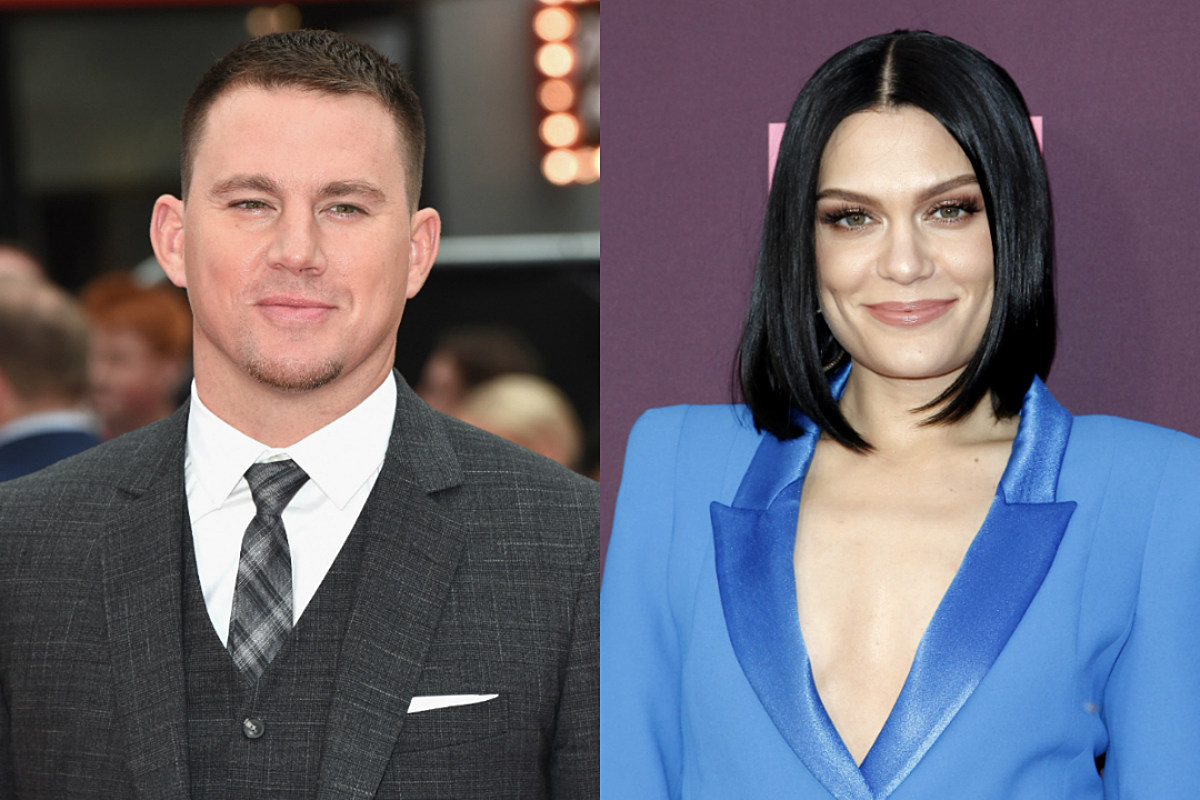 Channing Tatum and Jessie J Back Together Two Months After Split