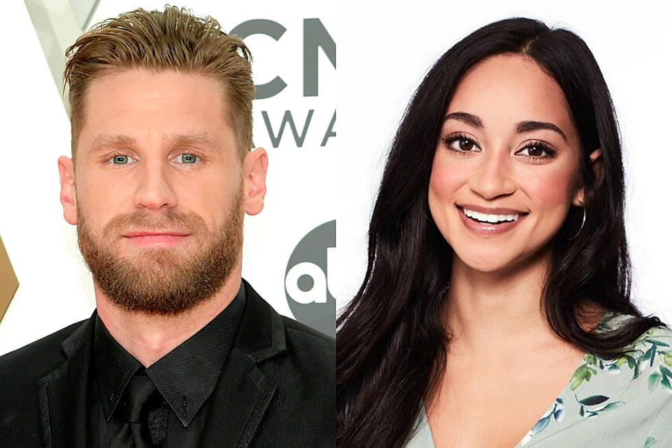 Chase Rice Shocked to See Ex-Girlfriend During Bachelor