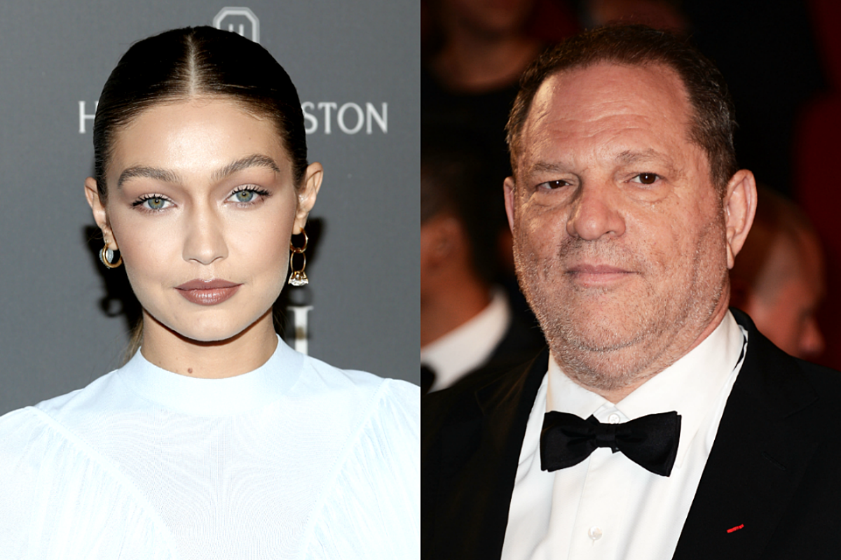 Gigi Hadid Won't Serve as Juror in Harvey Weinstein's Trial