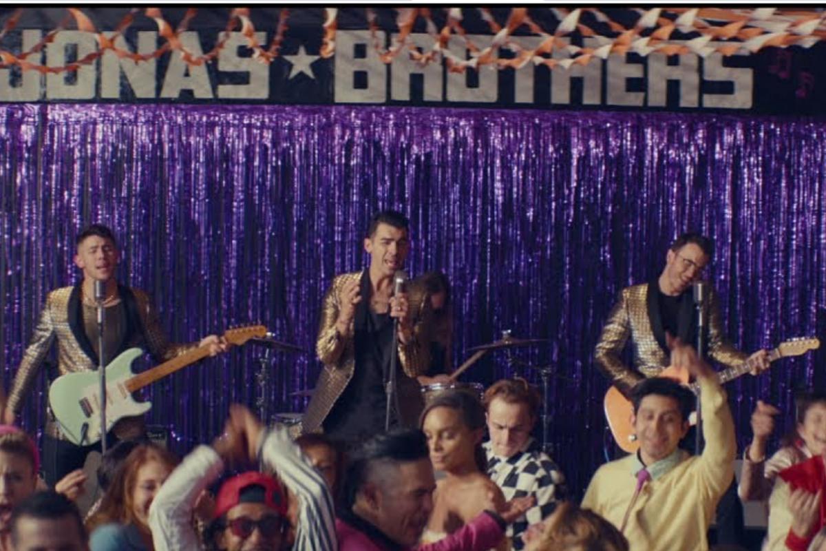 Jonas Brothers' 'What A Man Gotta Do' Lyrics — Watch the Classic Movies Inspired Music Video