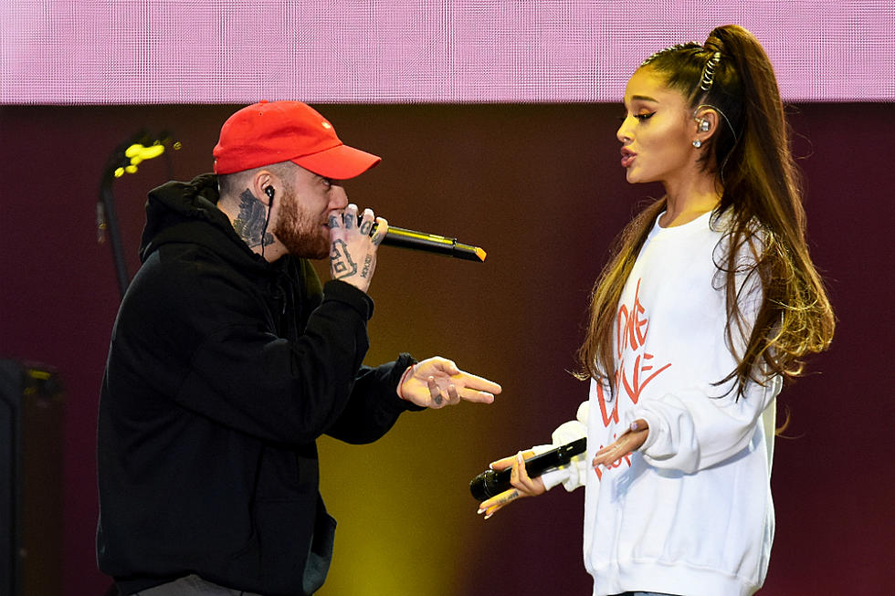 Ariana Grande Might Be Featured On Mac Miller S I Can See