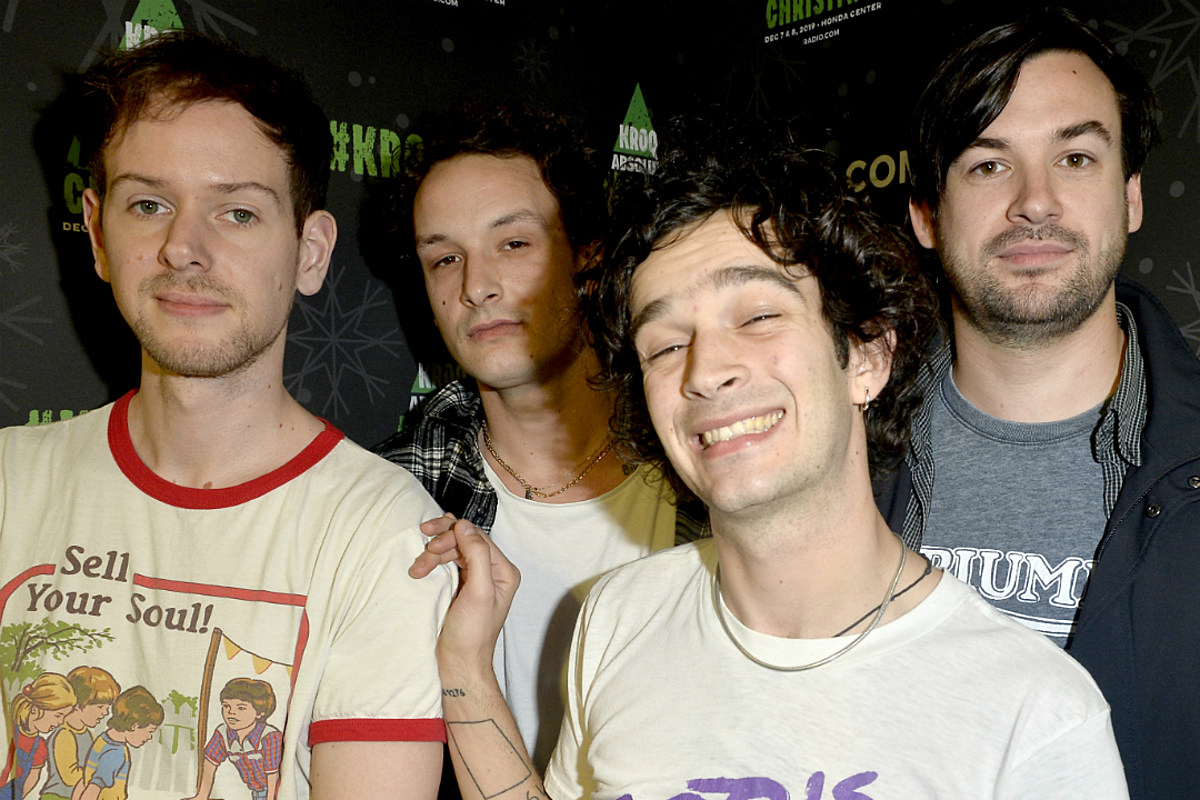 The 1975 Is Headed on Tour: See all the North American Dates