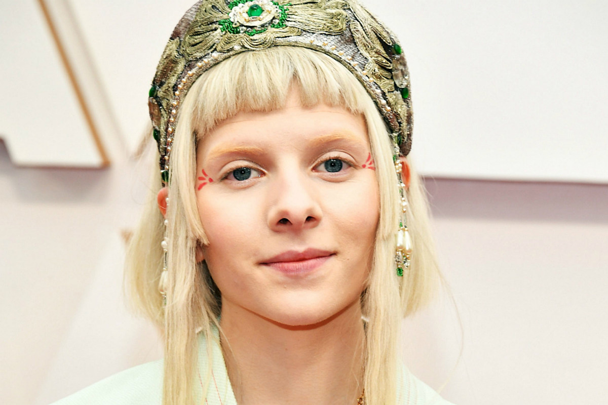 Who Is Aurora? Meet the Norwegian Pop Star Singing With Idina Menzel at the 2020 Oscars