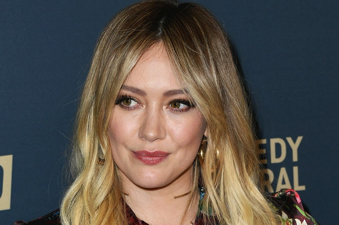 Hilary Duff Responds to Sex Trafficking Conspiracy Theory