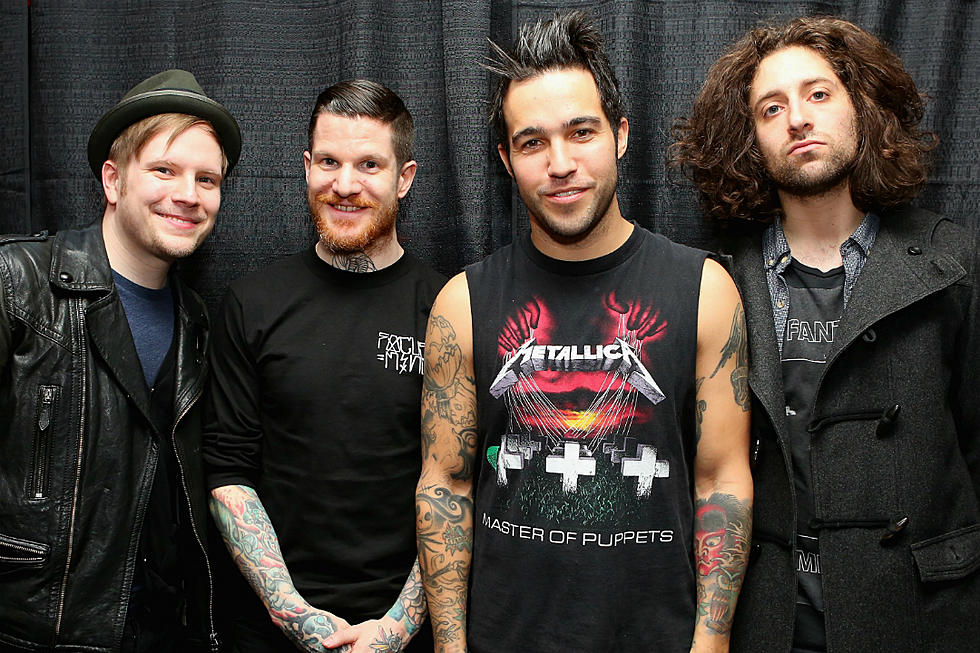 Fall Out Boy Fans Point Out Pete and Andy's Anti-Racism Band